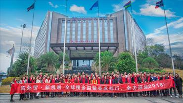 2018全球搜合作伙伴峰会