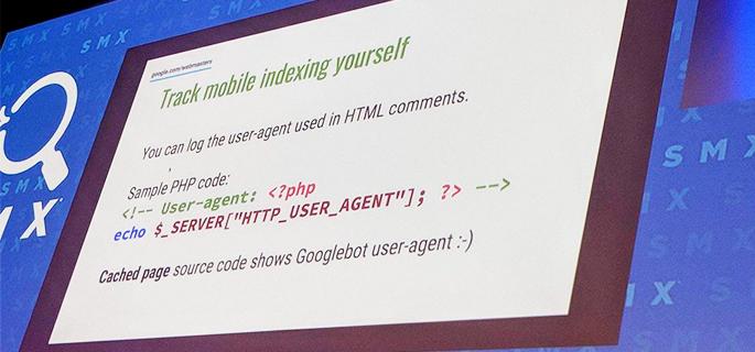3用PHP代码跟踪移动索引
