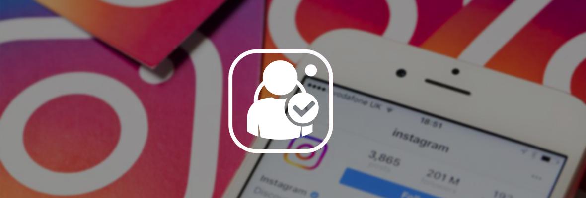 如何在Instagram申请大V认证 ?