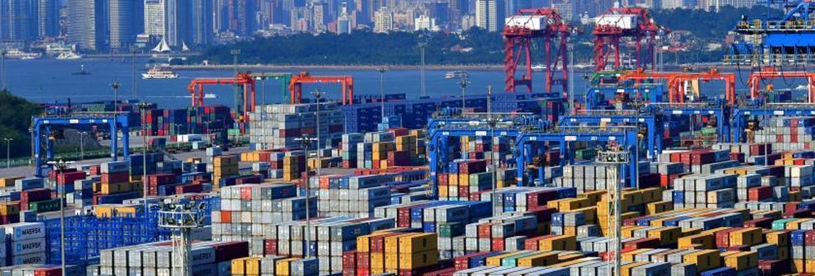 全球唯一正增长!中国外贸太牛了……