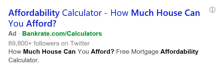how much house can u afford